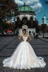 Свадебный салон Pollardi Платье свадебное Nurbanu