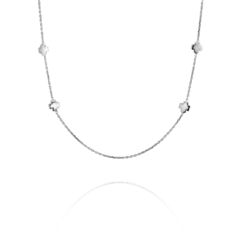 Ювелирный салон Jeweller Karat Колье серебряное арт. GLEA1022R.P.