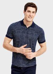 Кофта, рубашка, футболка мужская O'stin Поло в полоску MT4S98-68