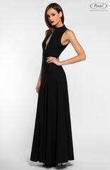 Платье женское Pintel™ Чёрное платье с заниженной талией MALIKA