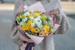 Магазин цветов Cvetok.by Букет «Мюнхен»