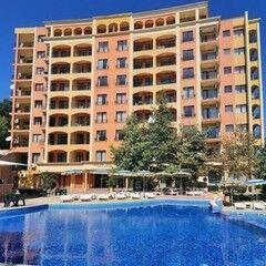 Туристическое агентство VIP TOURS Пляжный aвиатур в Болгарию, Золотые Пески, Paradise Green Park 3*