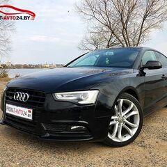 Прокат авто Прокат авто Audi A5 Sportback 2015