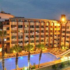 Туристическое агентство VIP TOURS Пляжный aвиатур в Турцию, Алaнья, Club Tess Hotel 4*
