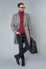 Верхняя одежда мужская Etelier Пальто мужское демисезонное 1М-9423-1