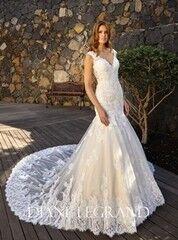 Свадебное платье напрокат Diane Legrand Свадебное платье Primavera