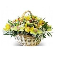 Магазин цветов Долина цветов Цветочная композиция «Неожиданность»
