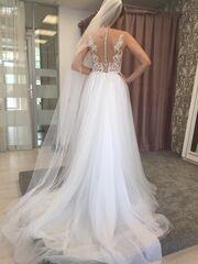 Свадебный салон Vanilla room Свадебное платье Софи