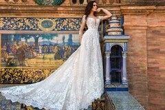 Свадебный салон Crystal Платье свадебное Marlen