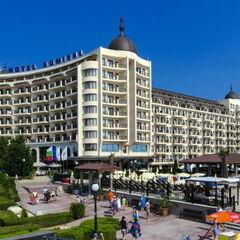 Туристическое агентство География Пляжный авиатур в Болгарию, Золотые Пески, Admiral 5*