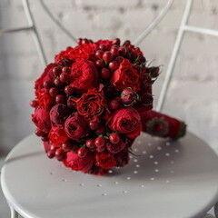 Магазин цветов Lia Свадебный букет №26