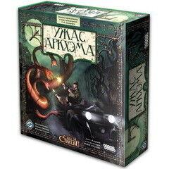 Магазин настольных игр Hobby World Настольная игра «Ужас Аркхэма»