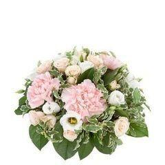 Магазин цветов Cvetok.by Цветочная корзина «Аврора»