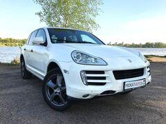 Прокат авто Прокат авто Porsche Cayenne 2009 белый