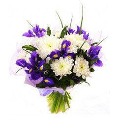 Магазин цветов Фурор Букет «Элегантность»