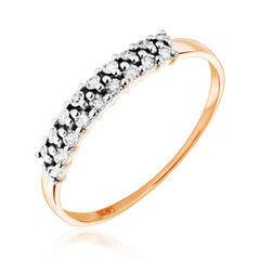 Ювелирный салон Jeweller Karat Кольцо золотое с бриллиантами арт. 3216209/9