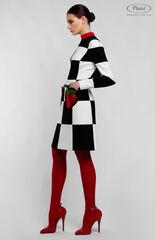 Платье женское Pintel™ Приталенное оп-арт мини-платье TAMÖNIC