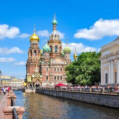 Туристическое агентство Респектор трэвел Экскурсионный тур ж/д комфорт «Санкт-Петербург 2020»