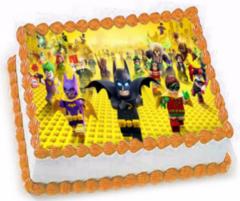 Торт Tortas Торт «Лего» №4