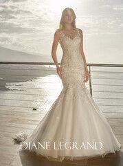 Свадебный салон Diane Legrand Платье свадебное Panamera