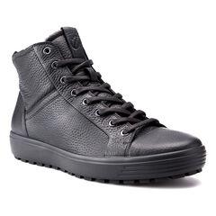 Обувь мужская ECCO Кеды высокие ECCO SOFT 7 TRED 450214/01001