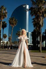 Свадебный салон Daria Karlozi Свадебное платье Ирис