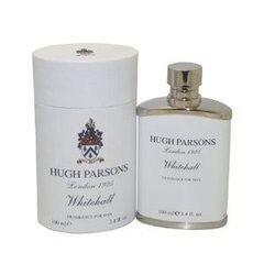 Парфюмерия Hugh Parsons Парфюмированная вода Whitehall