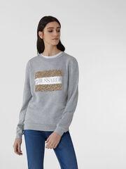 Кофта, блузка, футболка женская Trussardi Толстовка женская 56F00086-1T003816