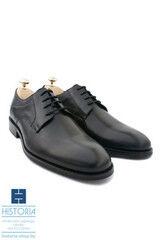 Обувь мужская HISTORIA Мужские туфли классические черные