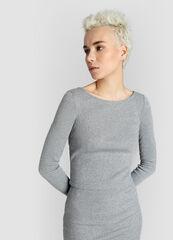 Кофта, блузка, футболка женская O'stin Трикотажный женский джемпер с люрексом LT5VB2-95