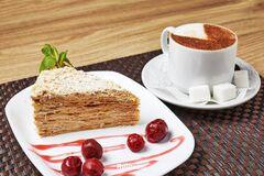 Торт Селi-Паелi Торт «Наполеон»