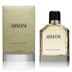 Парфюмерия Giorgio Armani Туалетная вода Eau Pour Homme