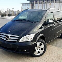 Прокат авто Аренда минивэна Mercedes-Benz Viano Business