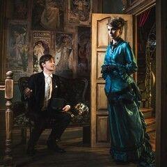 Квест Клаустрофобия Квест «Призрак оперы» на 2 чел.