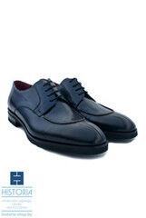 Обувь мужская HISTORIA Мужские туфли оксфорд Norwegien Split Toe темно-синие