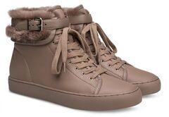 Обувь женская Ekonika Полуботинки RU1139-20 cacao-18Z