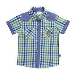 Кофта, майка детская Sweet Berry Рубашка для мальчика SB176109