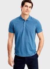 Кофта, рубашка, футболка мужская O'stin Базовое поло MT6T33-N5