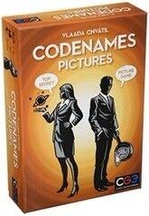 Магазин настольных игр GaGaGames Настольная игра «Кодовые Имена. Картинки»