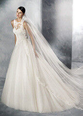Свадебное платье напрокат White One (Pronovias) Свадебное платье Jarissa