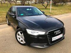 Прокат авто Прокат авто Audi A6 2014 черный
