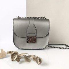 Магазин сумок Vezze Кожаная женская сумка С00207