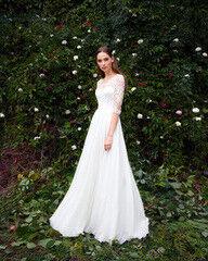 Свадебный салон UNONA Свадебное платье «Liza» из коллекции MALACHITE