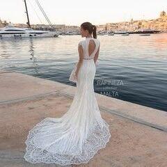 Свадебное платье напрокат Rafineza Свадебное платье Treisy напрокат