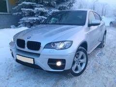 Прокат авто Прокат авто BMW X6 2011 г.в.