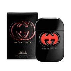 Парфюмерия Gucci Туалетная вода Guilty Black, 75 мл