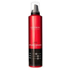 Уход за волосами Cutrin Пенка для волос сильной фиксации Chooz Styling Mousse Strong