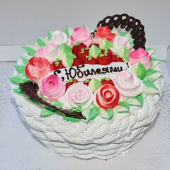 Торт Tortiki.by Юбилейный торт №2