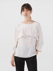 Кофта, блузка, футболка женская Trussardi Блузка женская 56C00218-1T002799