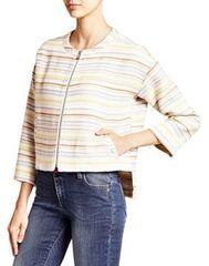 Кофта, блузка, футболка женская Trussardi Жакет женский 56S00335 1T002273
